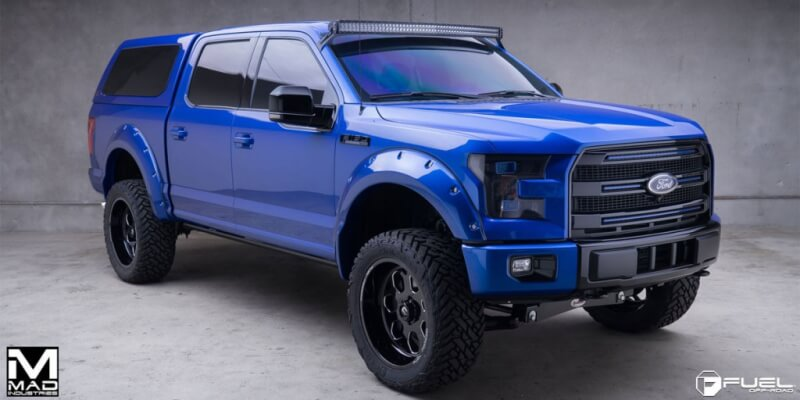 Ford F-150 Fuel FF14 1