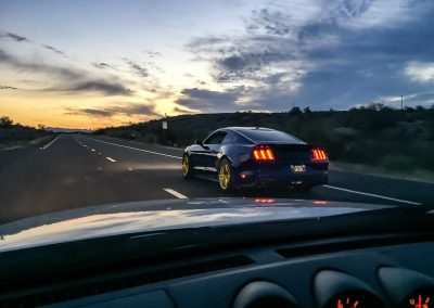 Extreme Wheels Mustang GT Rolling Shot