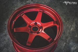 Varrstoen Es2 Candy Red Extreme Wheels