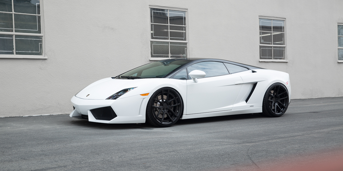 Lamborghini Gallardo Rotiform SNA 3 Piece Forged