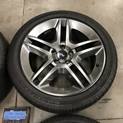 Ford Mustang SVT Shelby GT500 Wheels + Tires 4