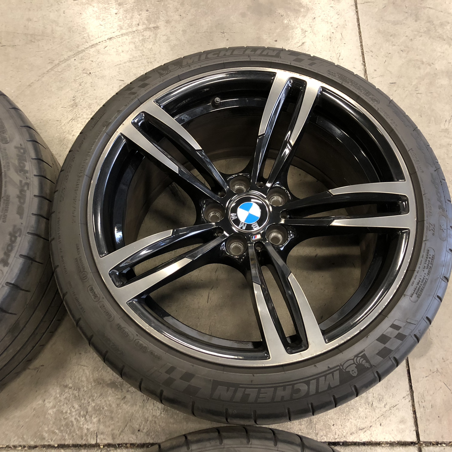 img bmw for sale zhp wheels
