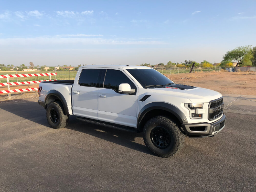 2017 Ford Raptor Extreme Wheels