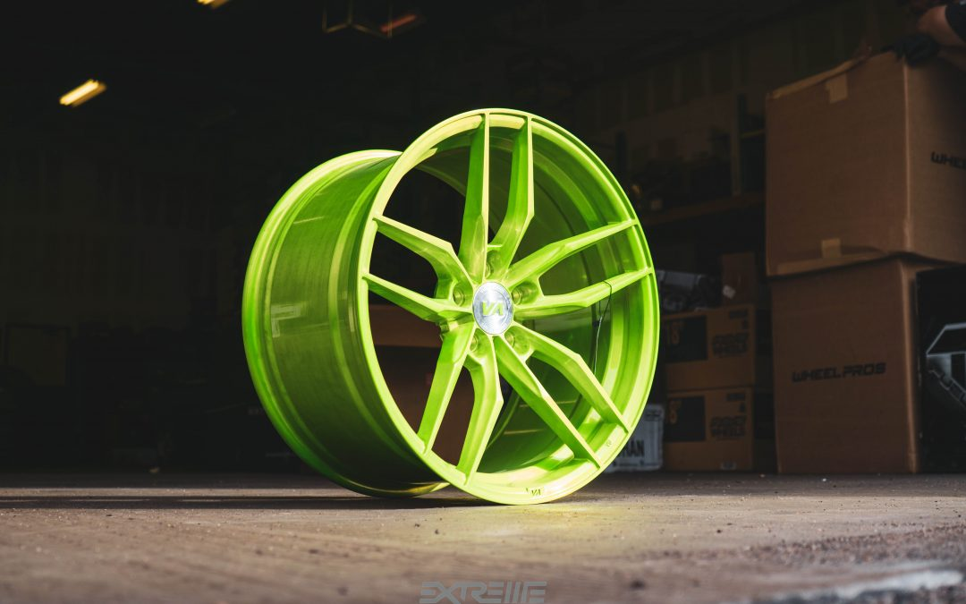 Custom Powder Coating at Extreme Wheels